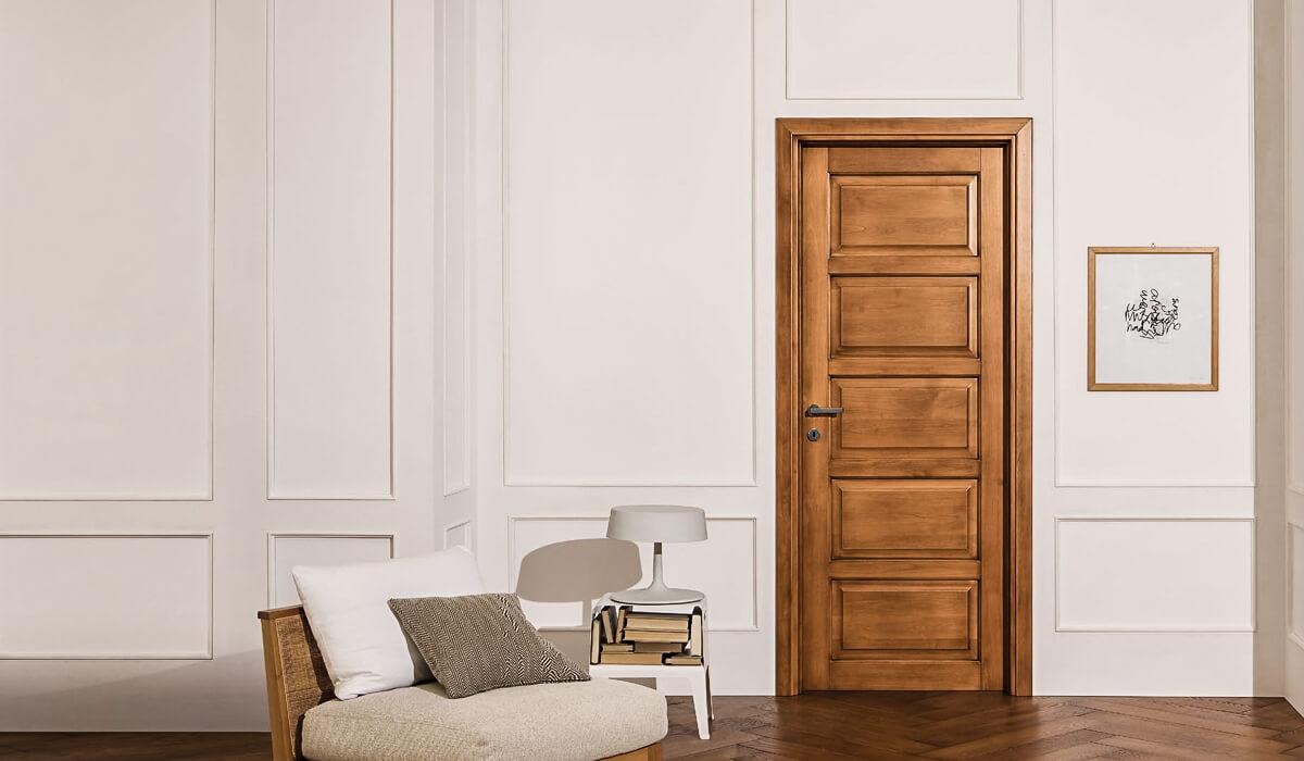 Что лучше- двери из массива или шпона - Сервис Центр